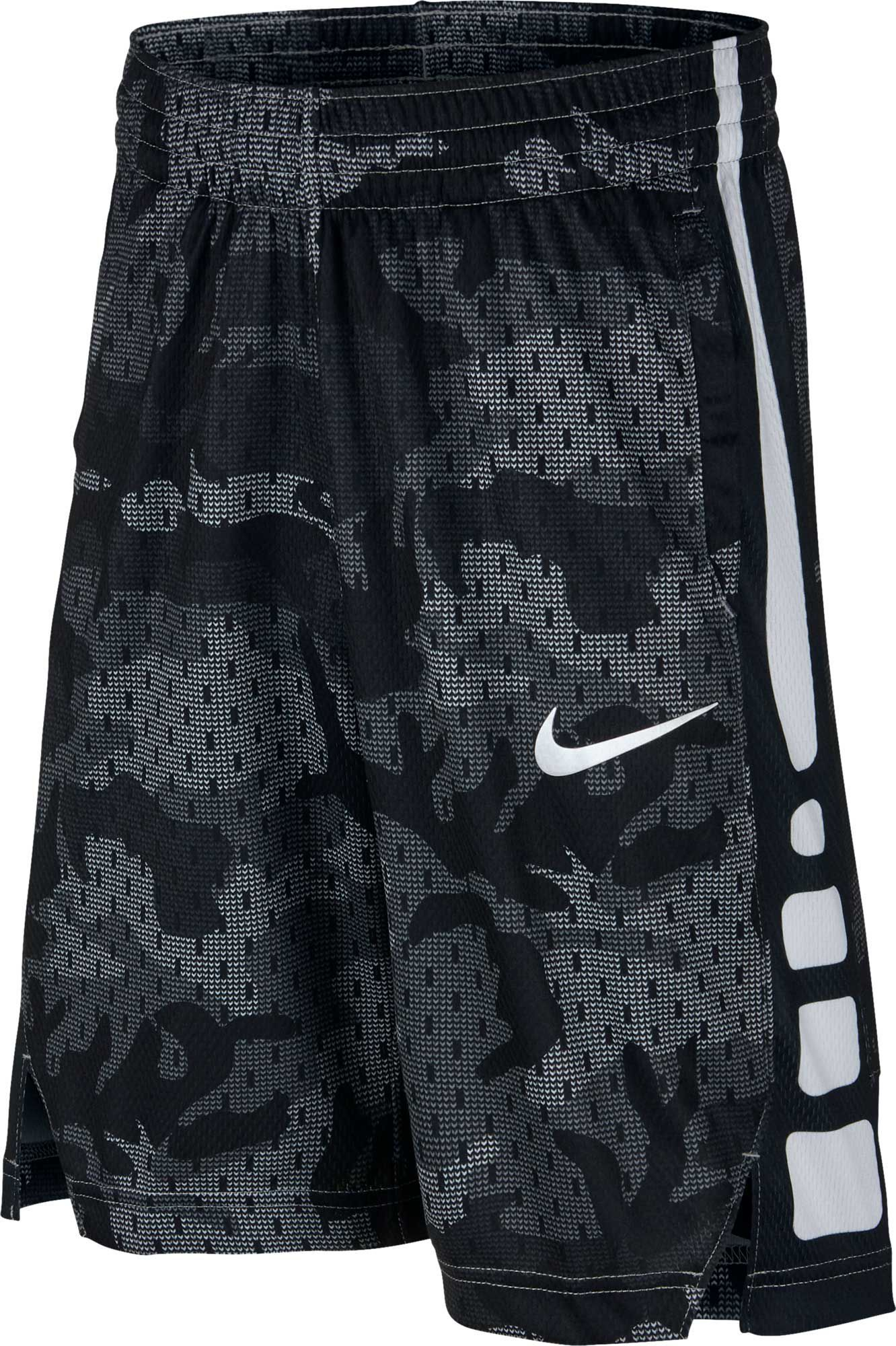 905b1ef566 Nike Boys' Dry Elite Camo Print Basketball Shorts in 2019 | Products ...