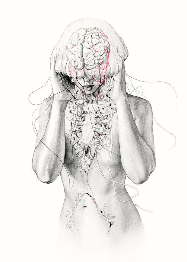 Five Mermaids by Elisa Ancori