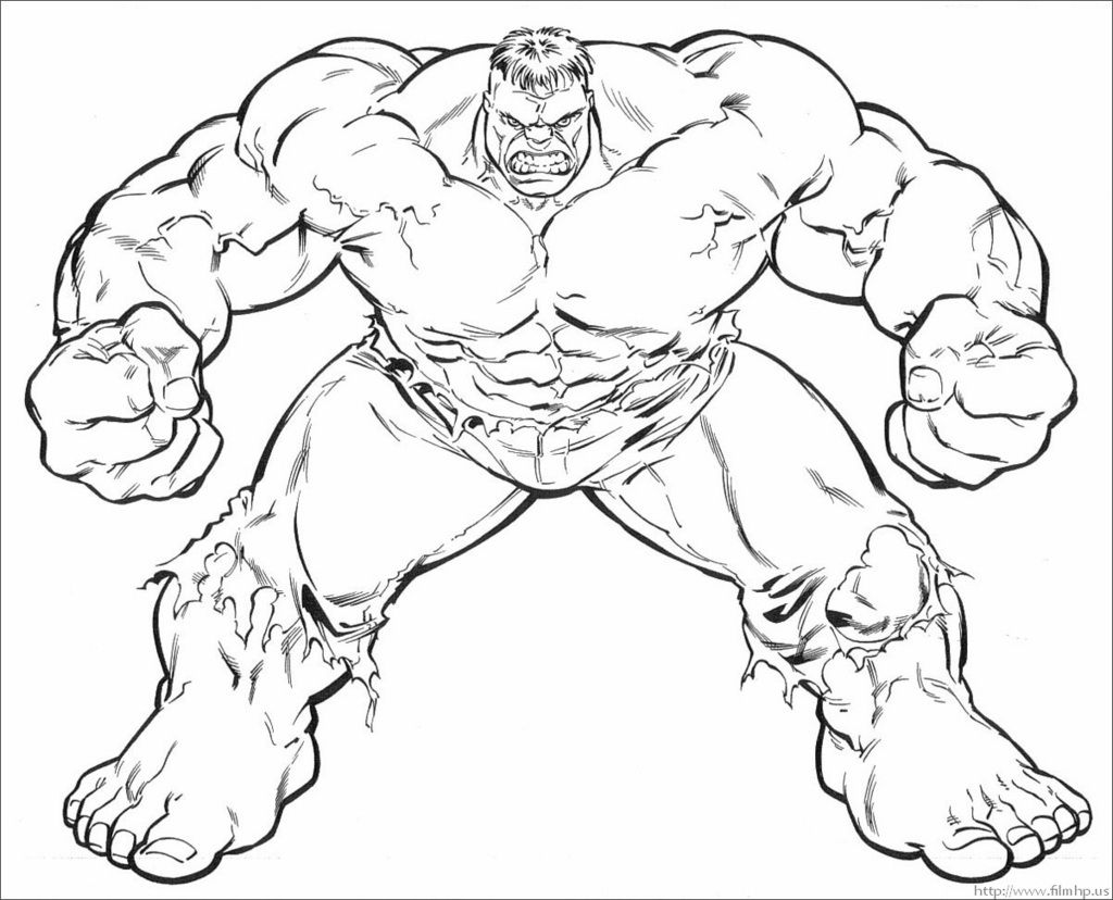 http://colorings.co/hulk-coloring-pages-for-boys/ | Colorings ...