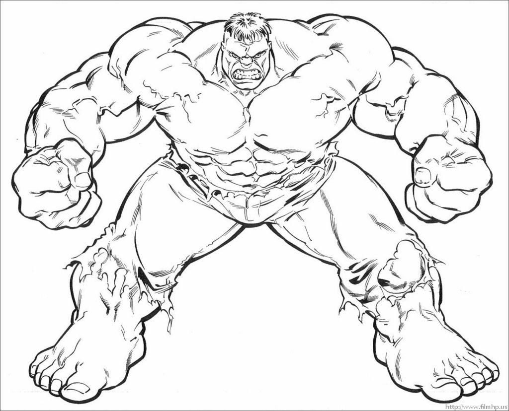 Pin by Melinda Gilbert on COLORING Hulk coloring pages