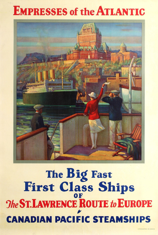 Vintage MacBraynes Western Highland Ferries Poster A4//A3//A2//A1 Print