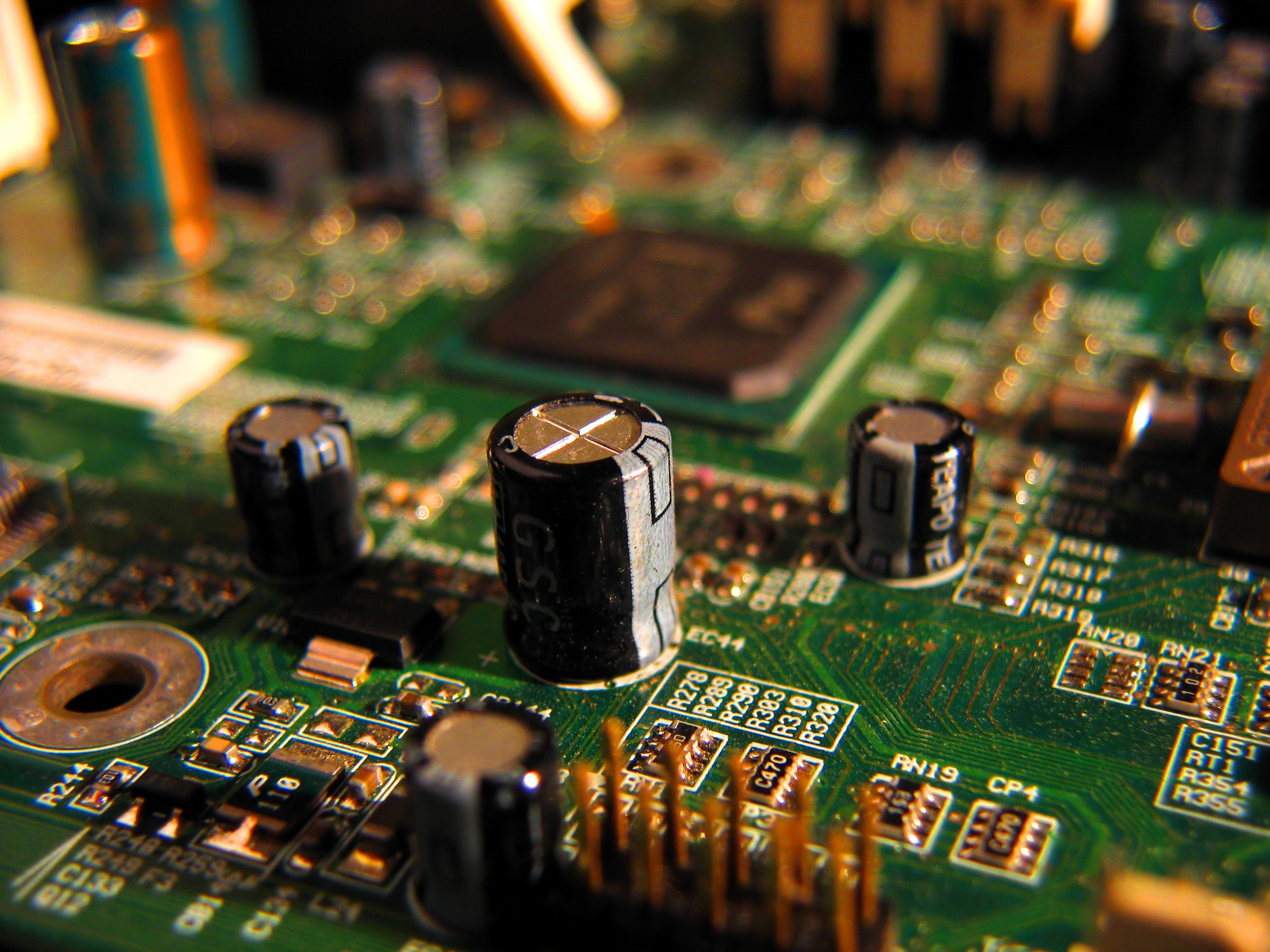 Electronics Wallpapers Electronics Wallpaper Electronic Circuit Design Electronics Circuit