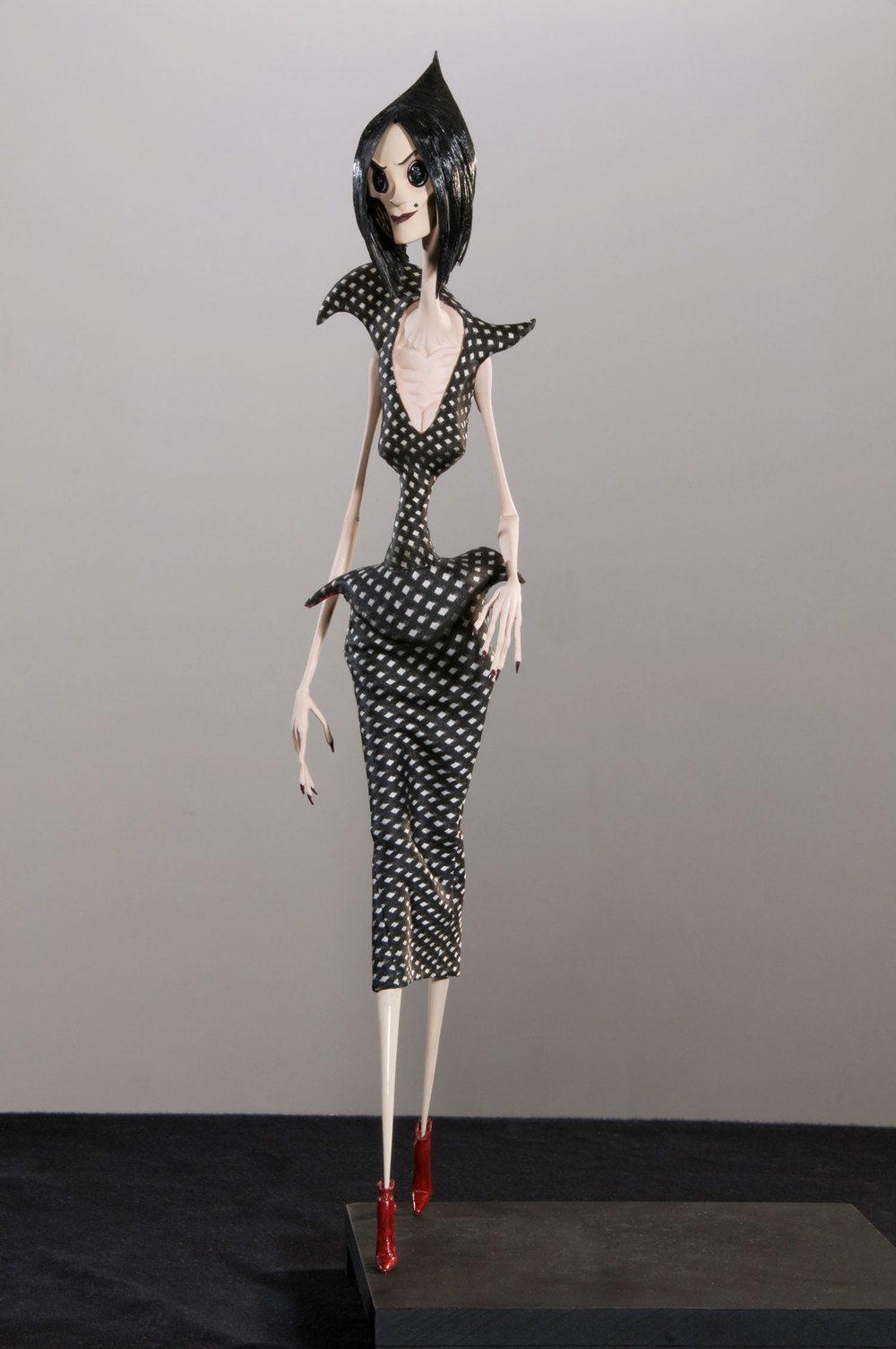 Coraline Costume Design Buscar Con Google Coraline Estilo Tim Burton Fantasias