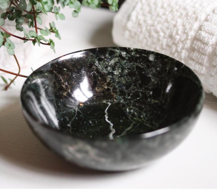 Zebra Black Marble Bowl Secrets Of Green A Destination Of Urbanists Marble Bowl Bowl Black Marble