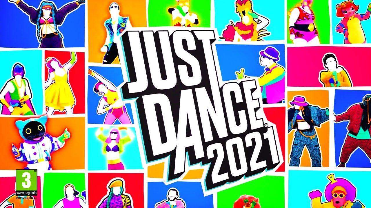 Just Dance 2021 Official Song List Reveal Trailer Part