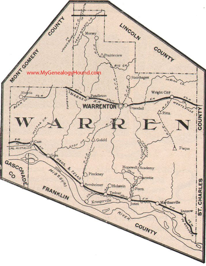 Warren County Missouri Map 1904 Warrenton, Wright City ... on map of west carrollton, map of petros, map pa county, map of oneida, map of worthington state forest, map of cook forest state park, map of clive, map of city of niagara falls, map of upper bucks, map of rock island state park, map of new carlisle, map of middleburg heights, map of clarion, map maine county, map of ebensburg, map of piketon, map of hazlehurst, new jersey warren county, map of axtell, map of windsor heights,