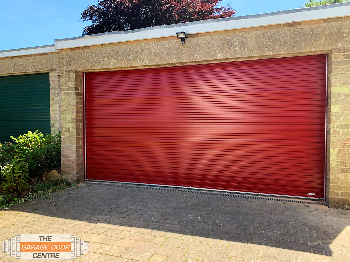 Pin On Red Blue Green Garage Door Ideas And More Colors