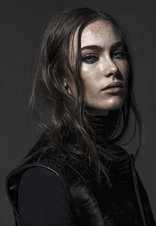 Powerful Female Portraits By Brian Ypperciel Portrait Photography