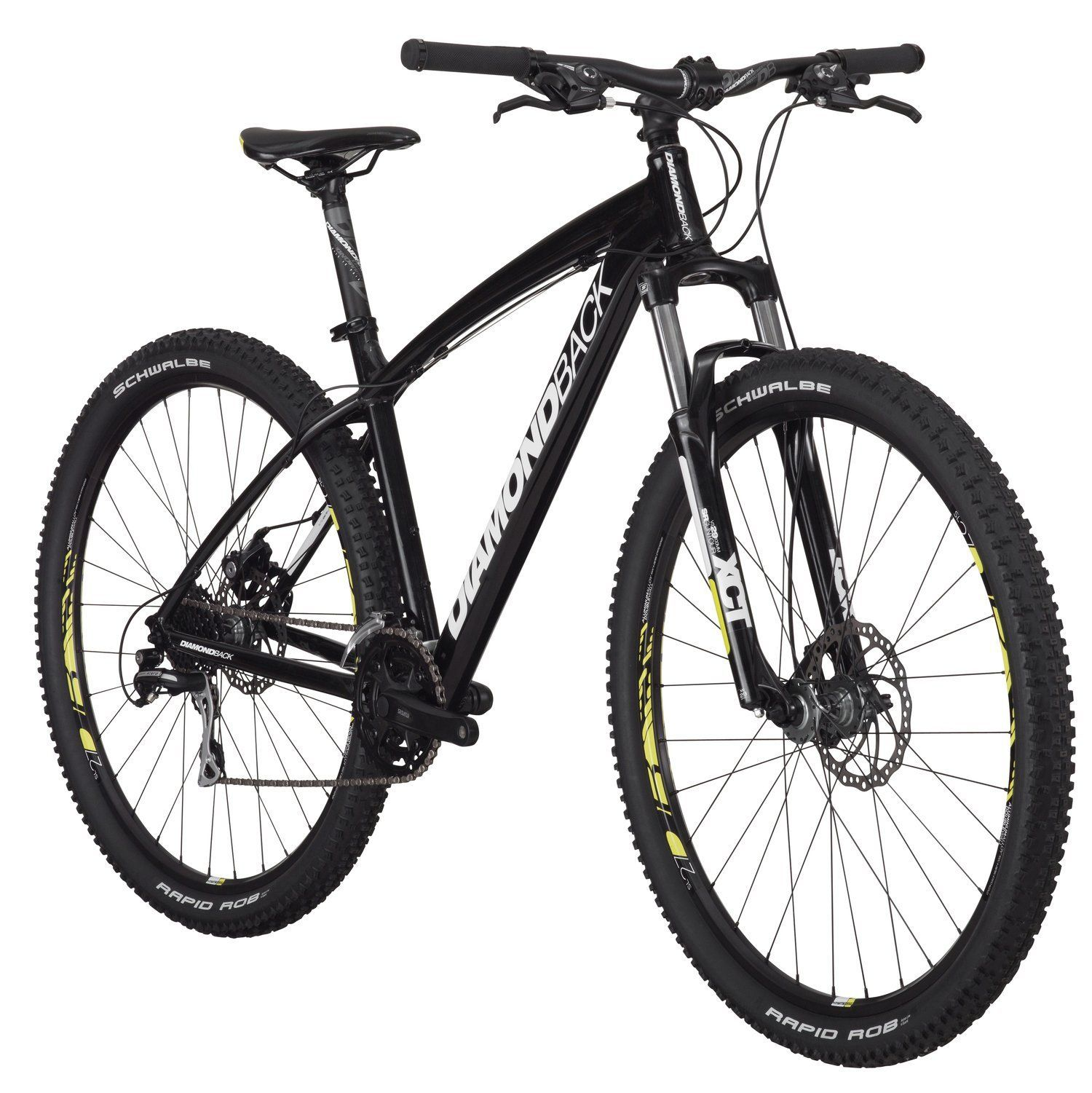 DiamondBack OverDrive Bike 29er HardTail 2017 (CLOSEOUT) | Mountain ...