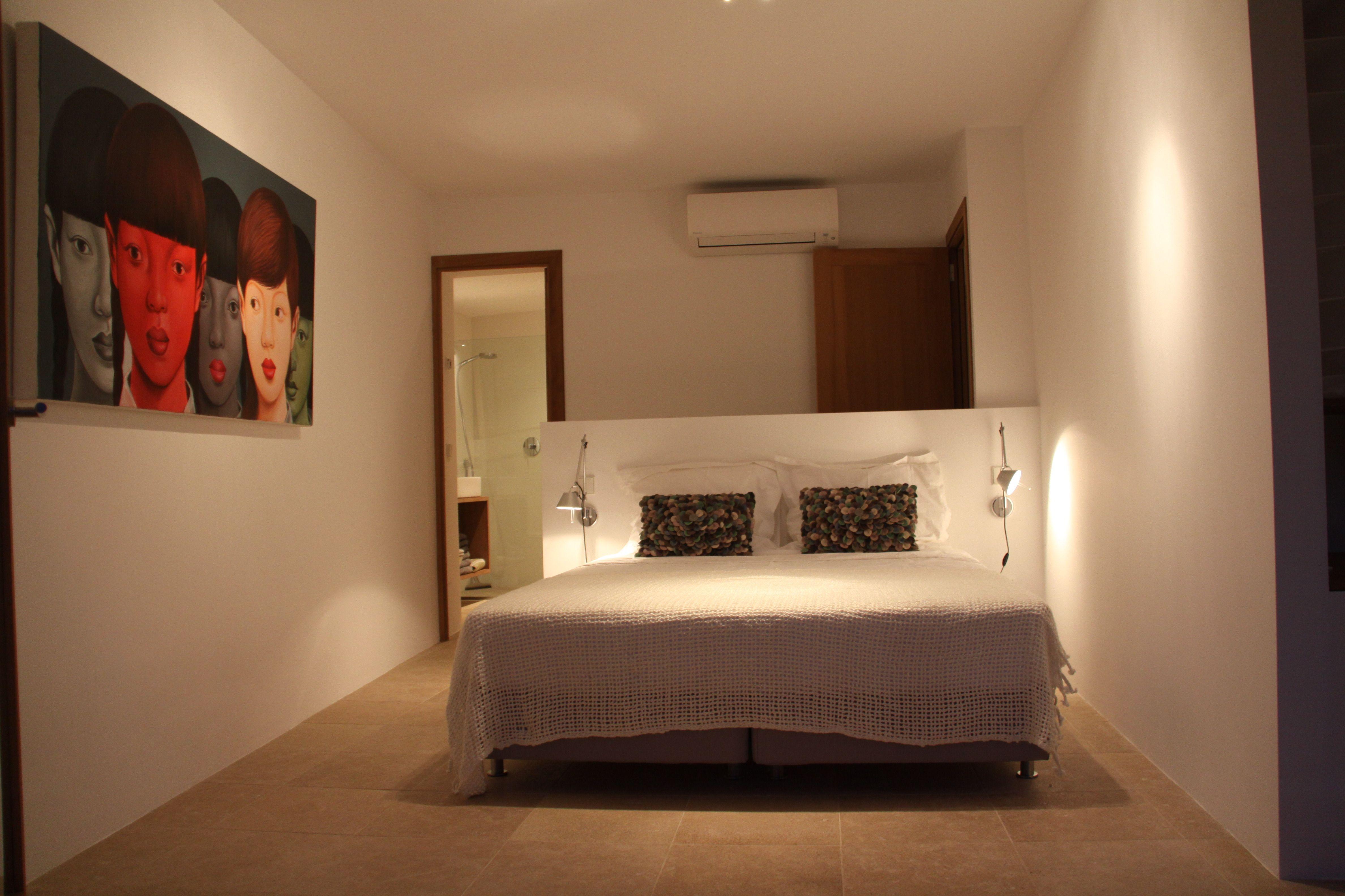 Bedroom Casita Sal de Mar, Port de Soller. www.sollersecrets.com