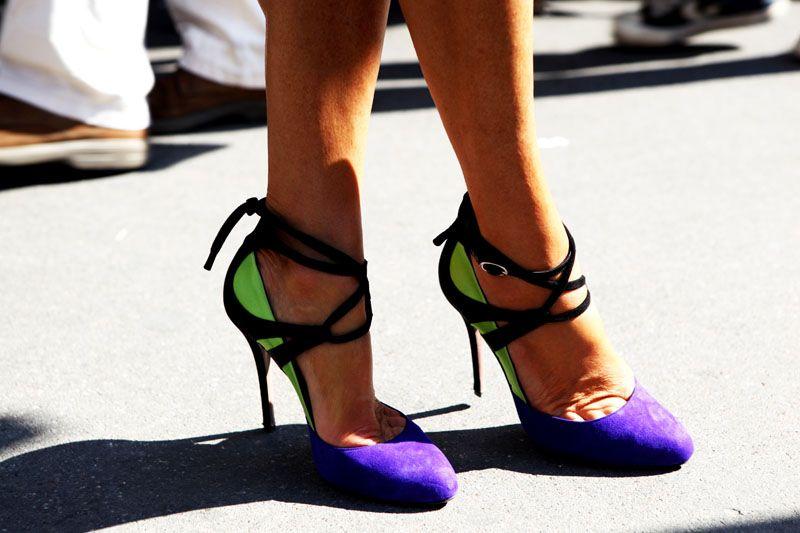 Vionnet Heels   #ParisFashionWeek