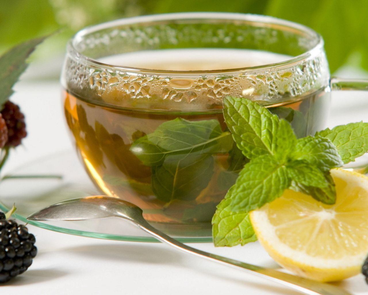 мятный чай от давления