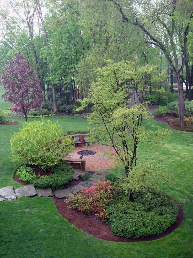 51 Affordable Backyard Garden Landscaping Ideas
