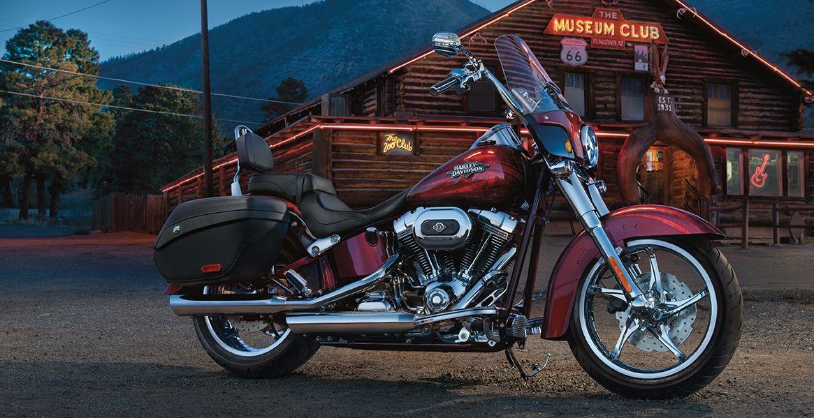 2012 Harley-Davidson CVO Softail Convertible