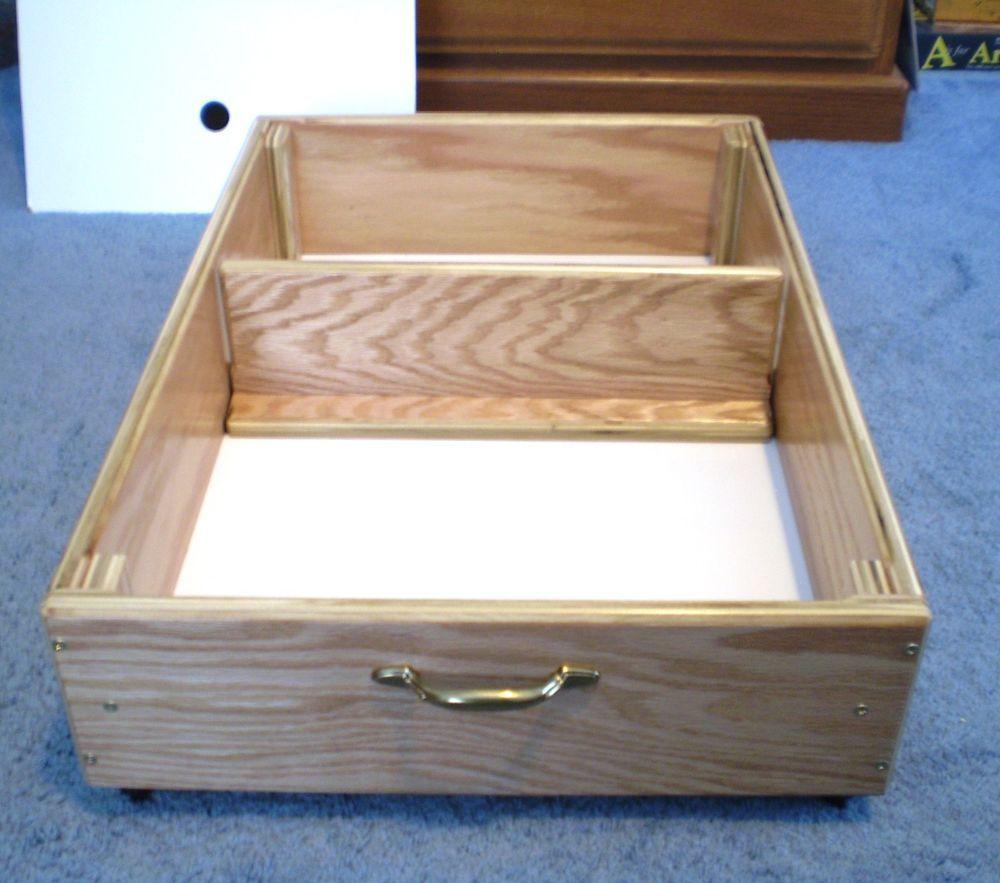 ... 8 Pulgadas De Rolling Caja De Cajón, Sin Rematar Para Zapatos, Ropa De  Cama  Mostrar Título Original. Drawer StorageStorage BoxesUnder Bed ...