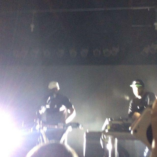 Keys N Krates, Jesse Slayter & Stooki Sound performed on Wednesday at Cat's Cradle