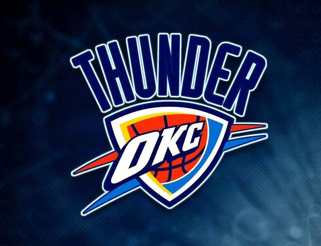 Okc Thunder Nba Logo Oklahoma City Thunder Thunder Nba Oklahoma City Thunder Logo