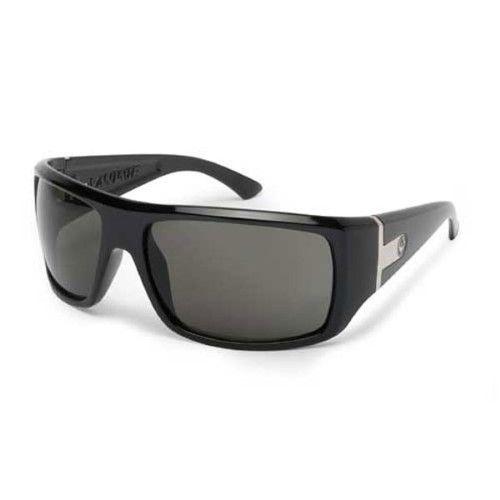 Dragon Vantage Sunglasses Jet/Grey Lens Mens