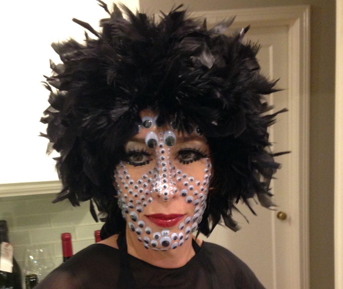 Googly Eyes For Halloween Halloween Halloween Face Halloween Costumes