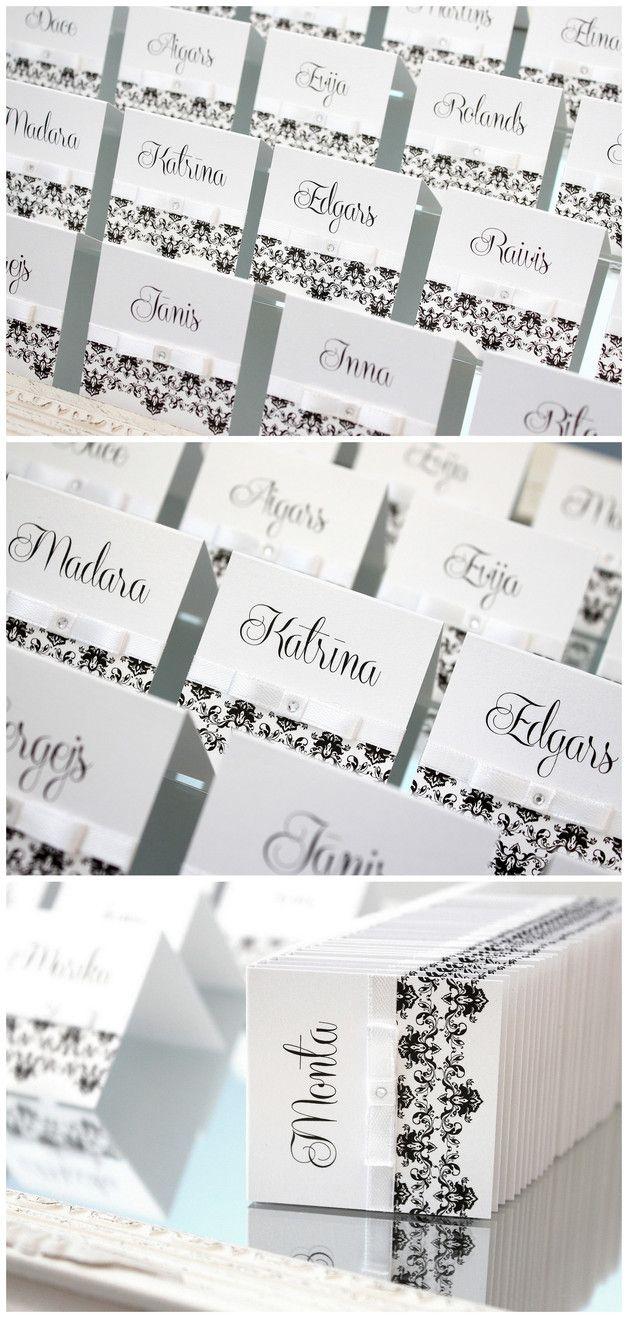 Tischkarte Namenskarten Platzkarten Platzkarte Hochzeitskarte