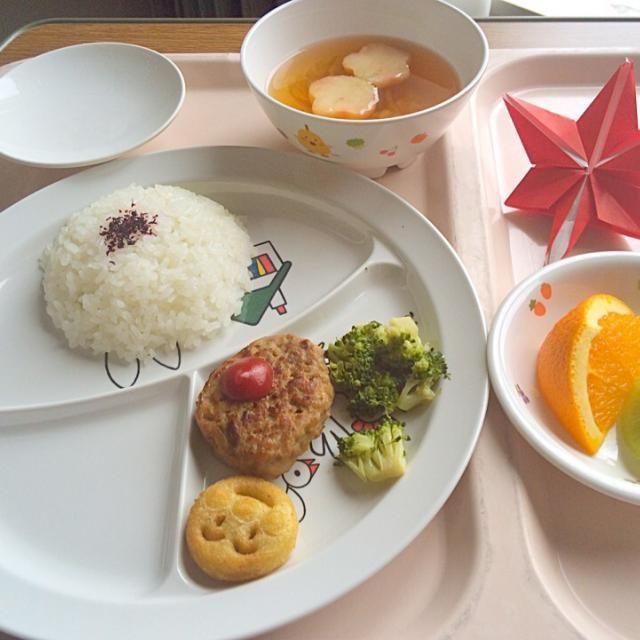 レシピとお料理がひらめくSnapDish - 12件のもぐもぐ - Kids Burger Lunch Set by Food Garden