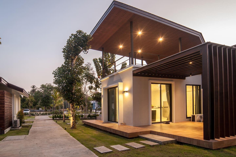 Sea Space Villa, Deluxe 1Bedroom Villa ( A2 ) Villas