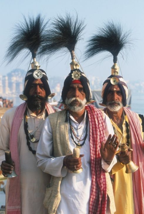 Mela Hindu Festival - Art Wolfe