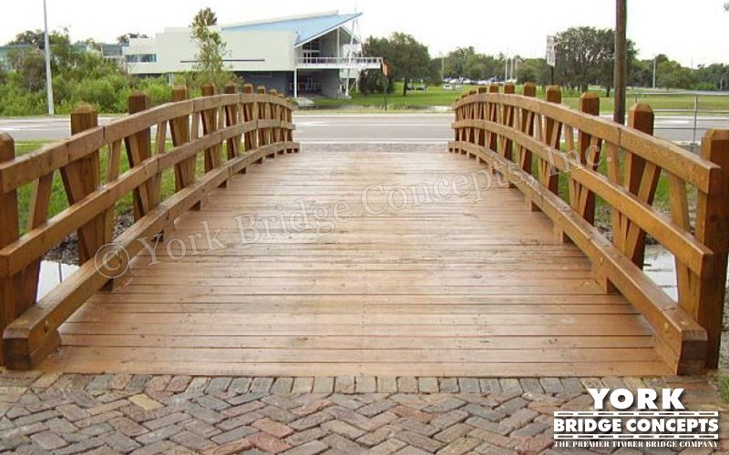 Residential Bridges - Vehicular & Pedestrian