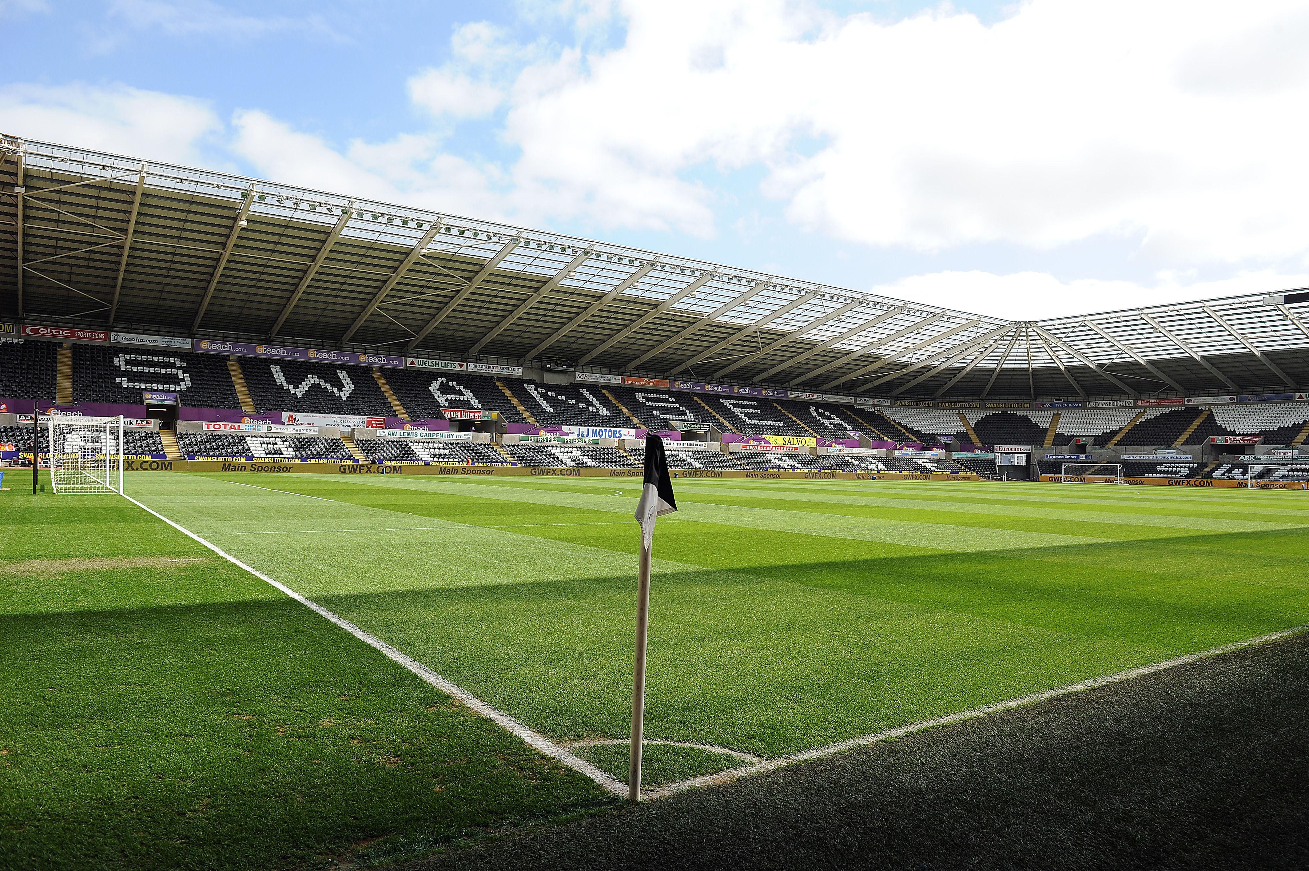 Swansea Liberty Stadium 9ine Swansea City Swansea City