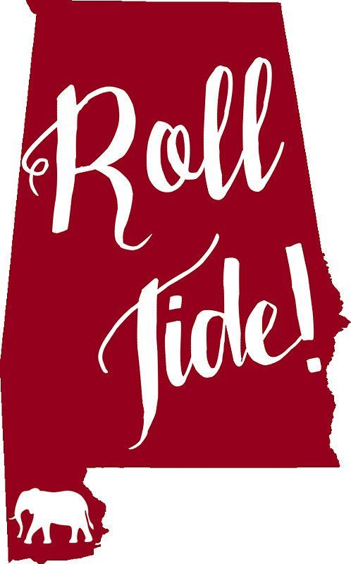 Roll Tide Alabama | Sticker #rolltidealabama Roll Tide Alabama #rolltidealabama
