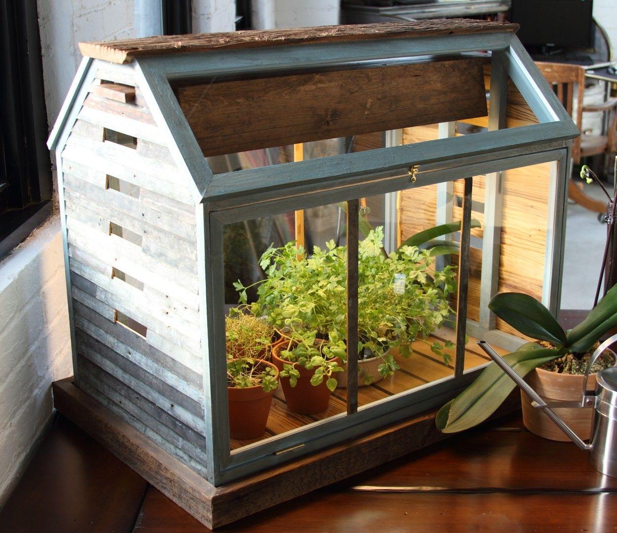 a barn for an herb garden сад pinterest herbs garden herbs