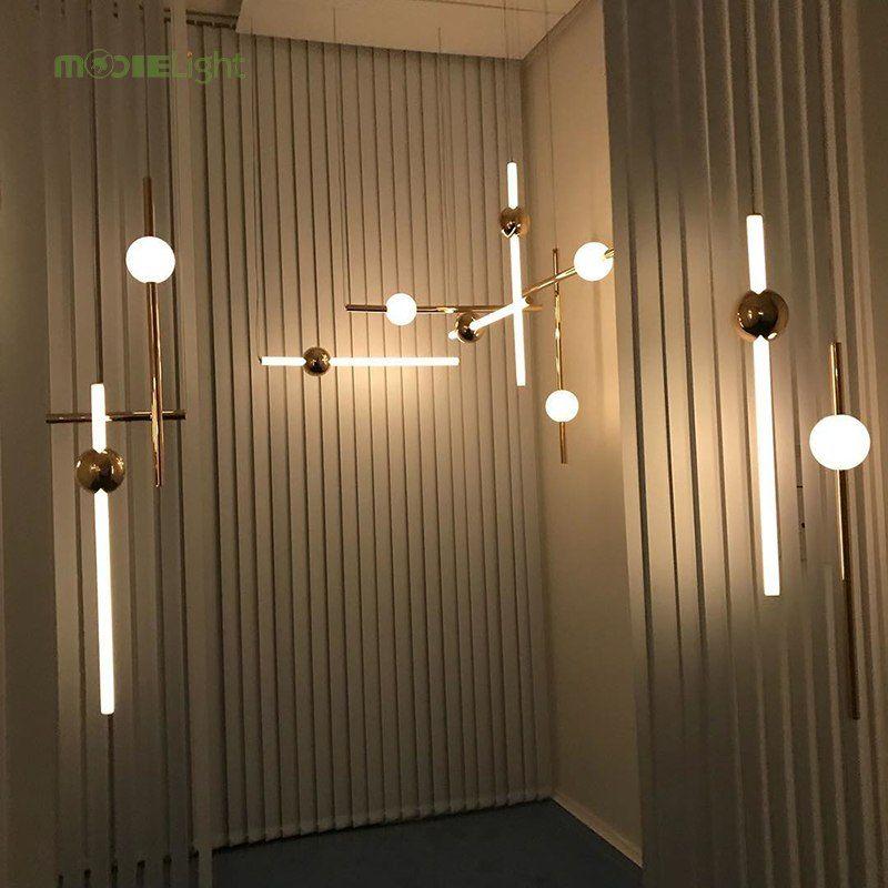 Mooielight Collection Led Orion Tube Light Chic Lighting Pendant Lights Hang Lamp For Livin Pendant Lamp Living Room Lamps Living Room Dining Room Pendant Lamp