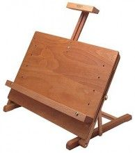 MABEF Wooden Desk Easel M/34