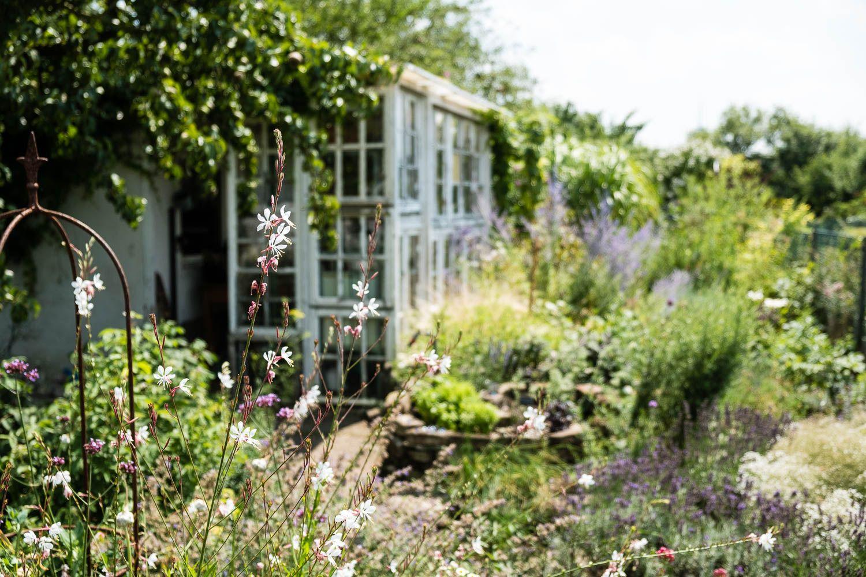 Gartengestaltung - Beispiele für naturnahe und ...