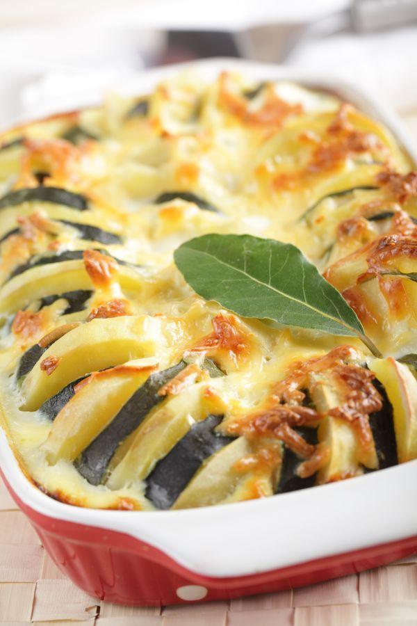 Casserole Recipe: Summer Vegetable Tian
