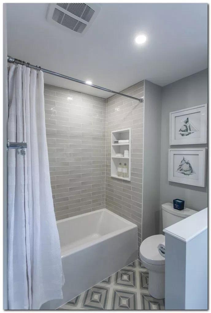 35 Impressive Bathroom Shower Remodel Ideas Bathroomshowerideas Bathroomremodelideas Bathro Small Bathroom Remodel Bathrooms Remodel Bathroom Remodel Shower
