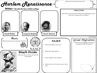 study on the harlem renaissance history essay Variously known as the new negro movement, the new negro renaissance, and the negro renaissance, the movement emerged toward the end of world war i in 1918, blossomed in the mid- to late 1920s, and then faded in the mid-1930s the harlem renaissance marked the first time that mainstream publishers and critics took.