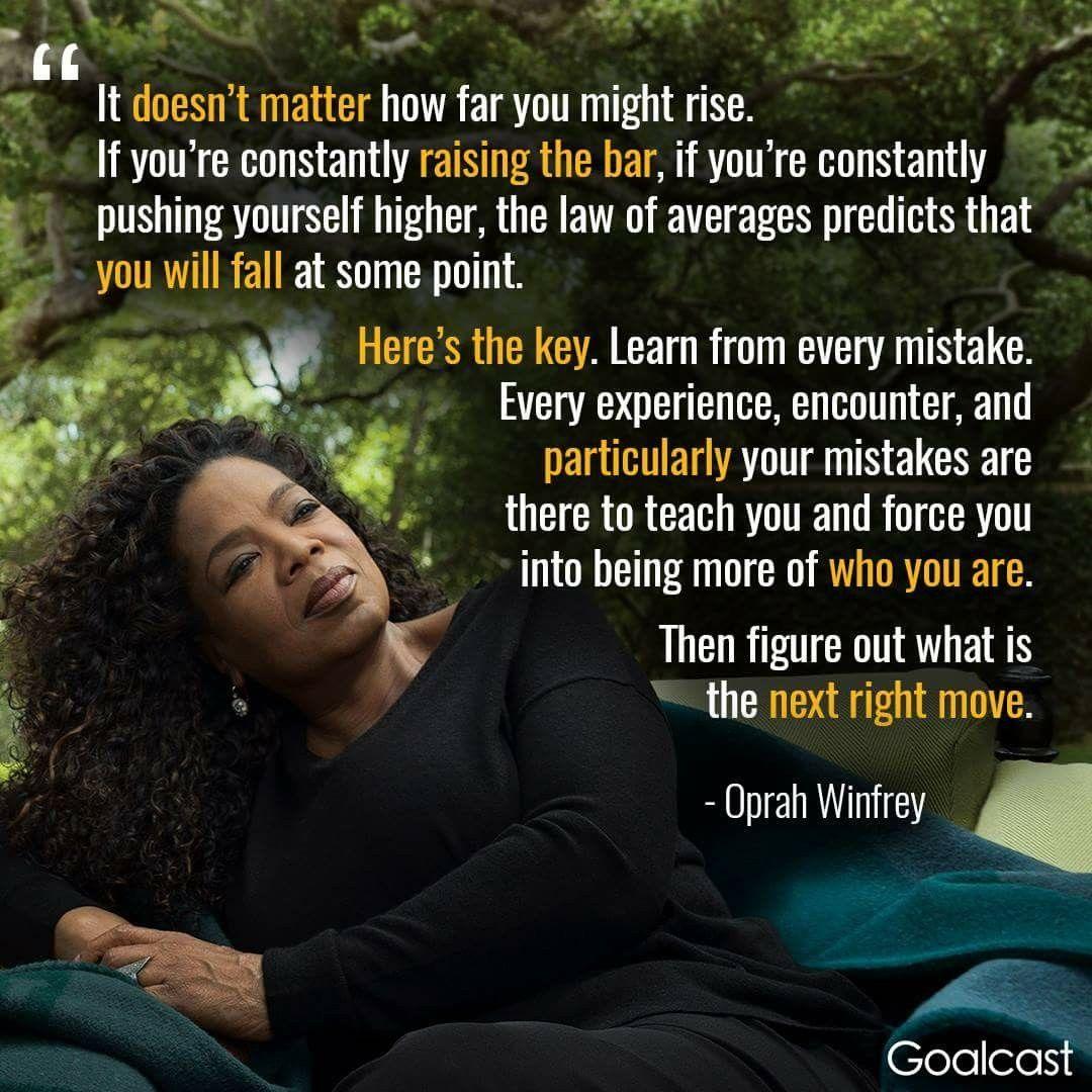 Pin by Angela Hicks on Soul Food Oprah quotes, Oprah