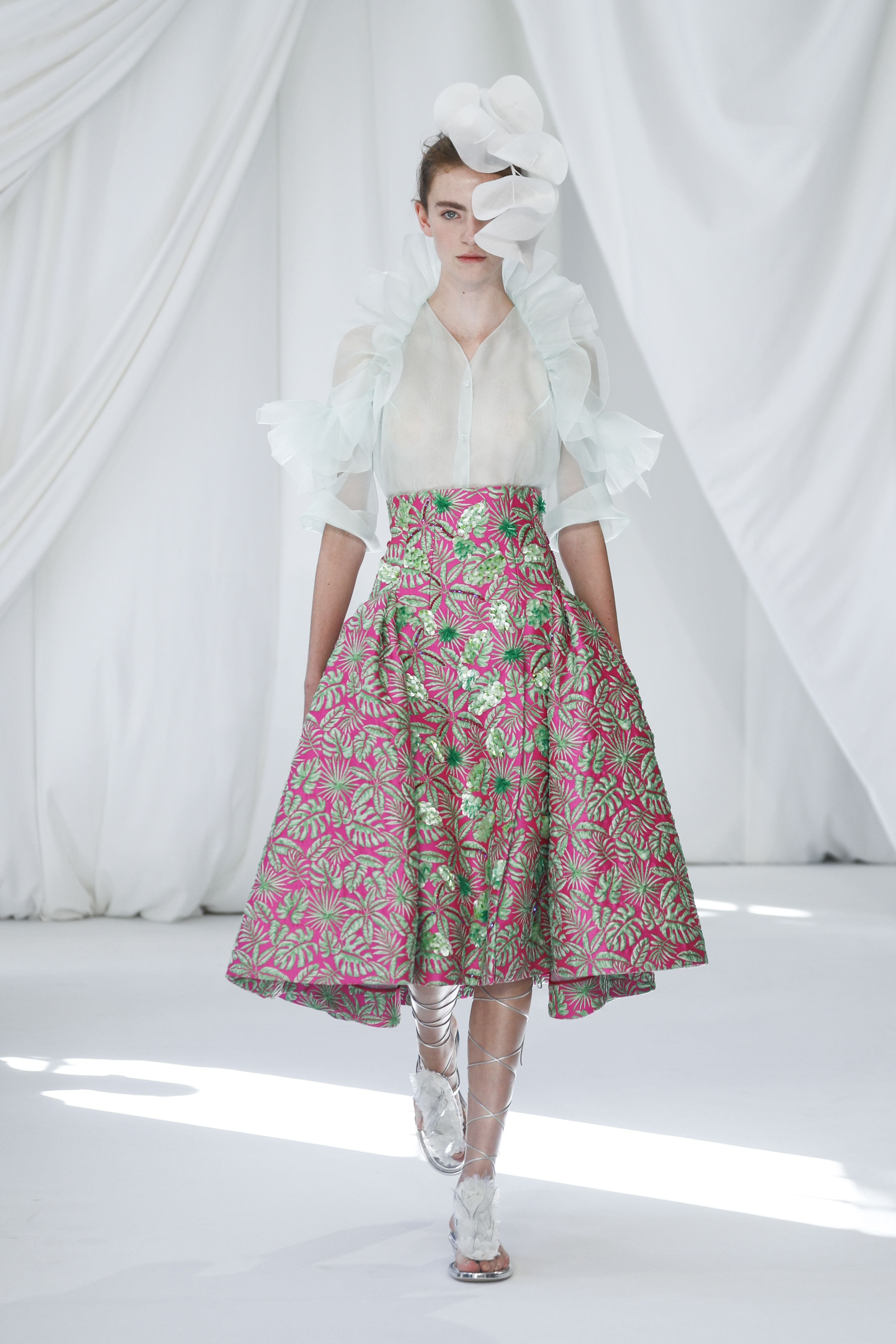 pictures Delpozo SpringSummer 2019 Collection – New York Fashion Week
