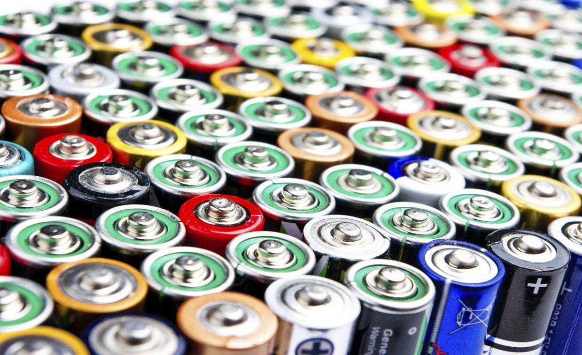 Noruega Supermercado Lanza Máquinas Para Reciclar Baterías Pilas Y Baterias Baterías Reciclar Pilas