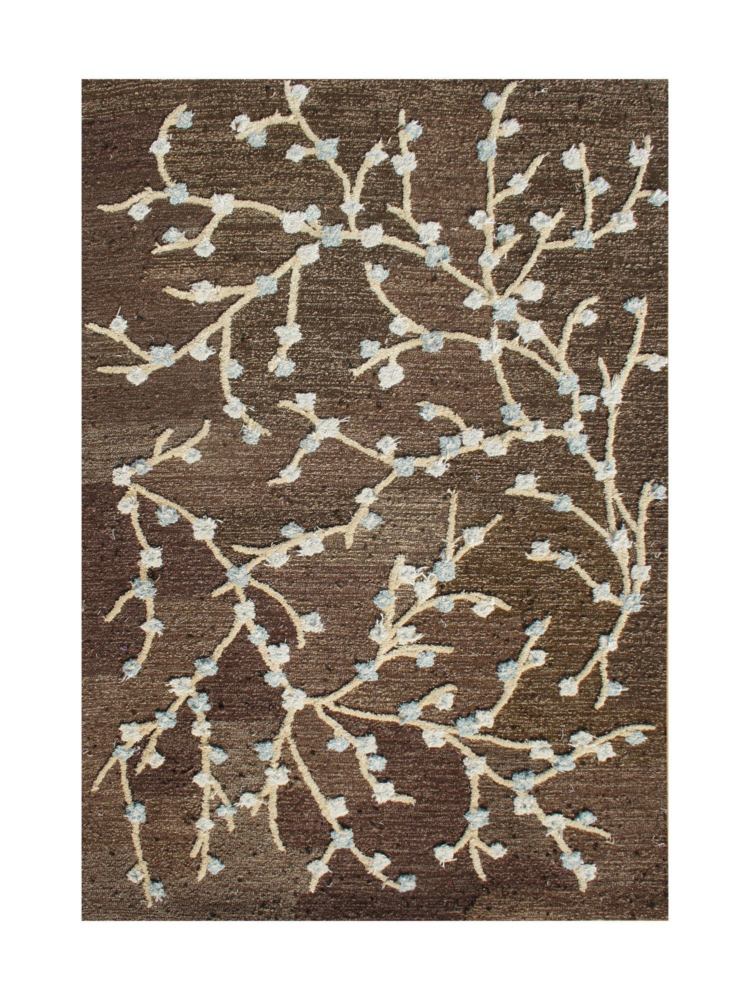 New Zealand Handmade Chocolate Brown Area Rug Products Pinterest