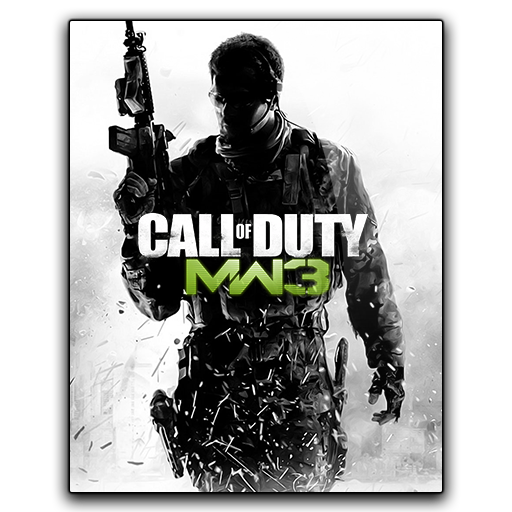 Icon Call Of Duty Modern Warfare 3 By Https Www Deviantart Com Hazzbrogaming On Deviantart Call Of Duty Modern Warfare 8k Wallpaper