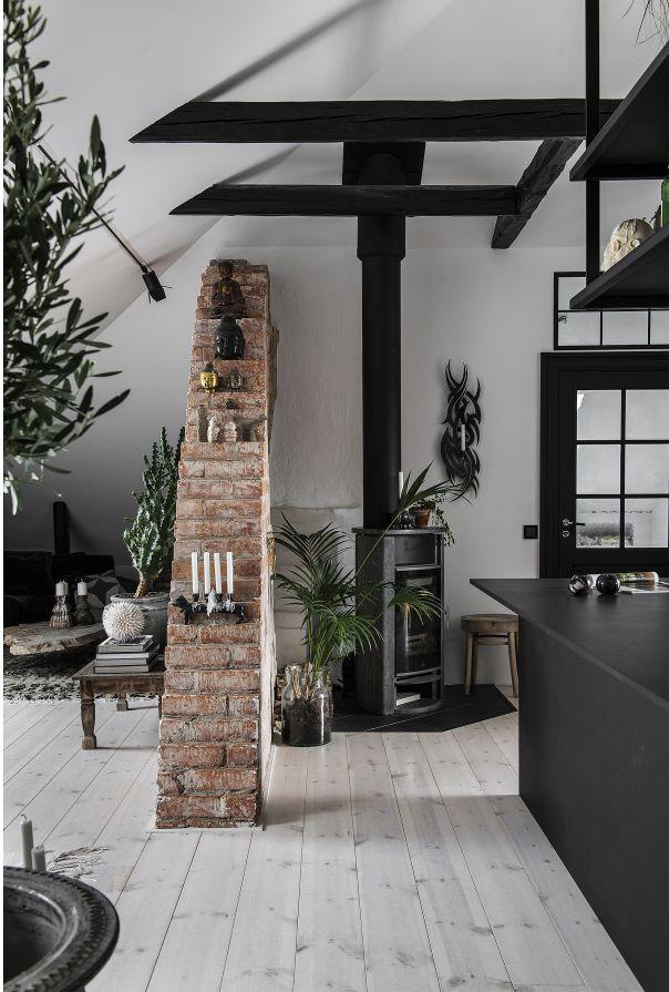 Photo of Cet appartement sous les toits est proche de la perfection – PLANETE DECO a homes world