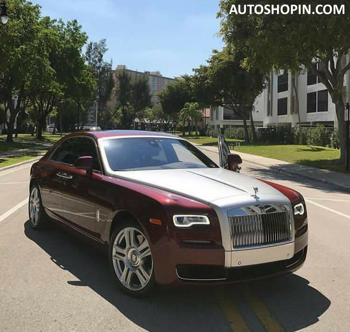 Love for Cars + Passion for Speed = Rolls