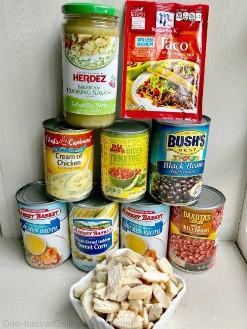 8 Can Chicken Taco Soup Dinner In Less Than 15 Minutes Tacosoup Chicken Taco Soup Soup