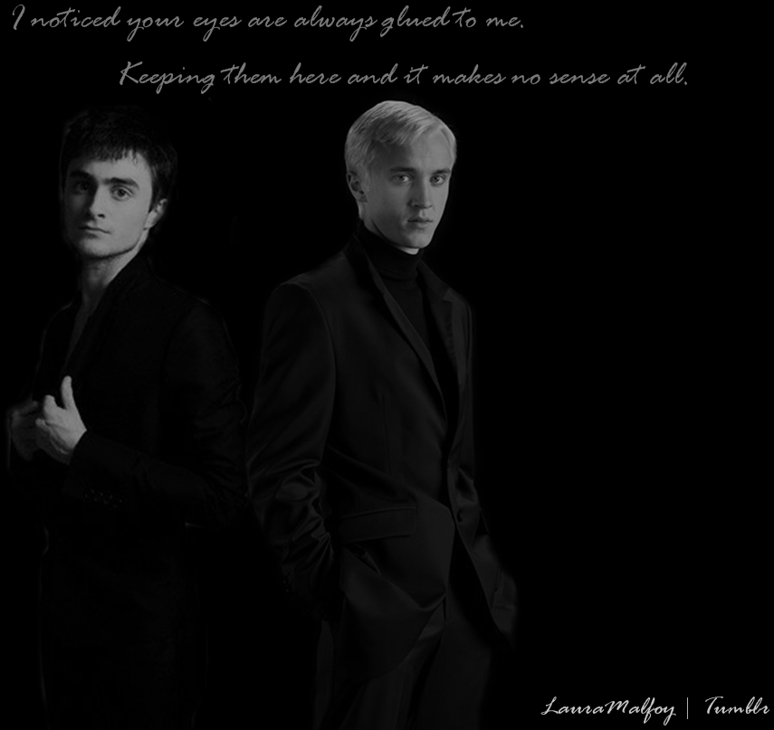 CrushCrushCrush Drarry by LaurasaurRawr.deviantart.com on @deviantART