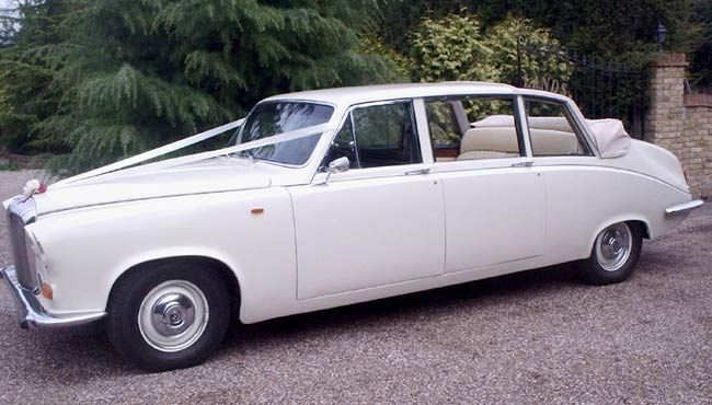 1968 Daimler Ds420 State Landaulette 7 Seat Limousine With Images