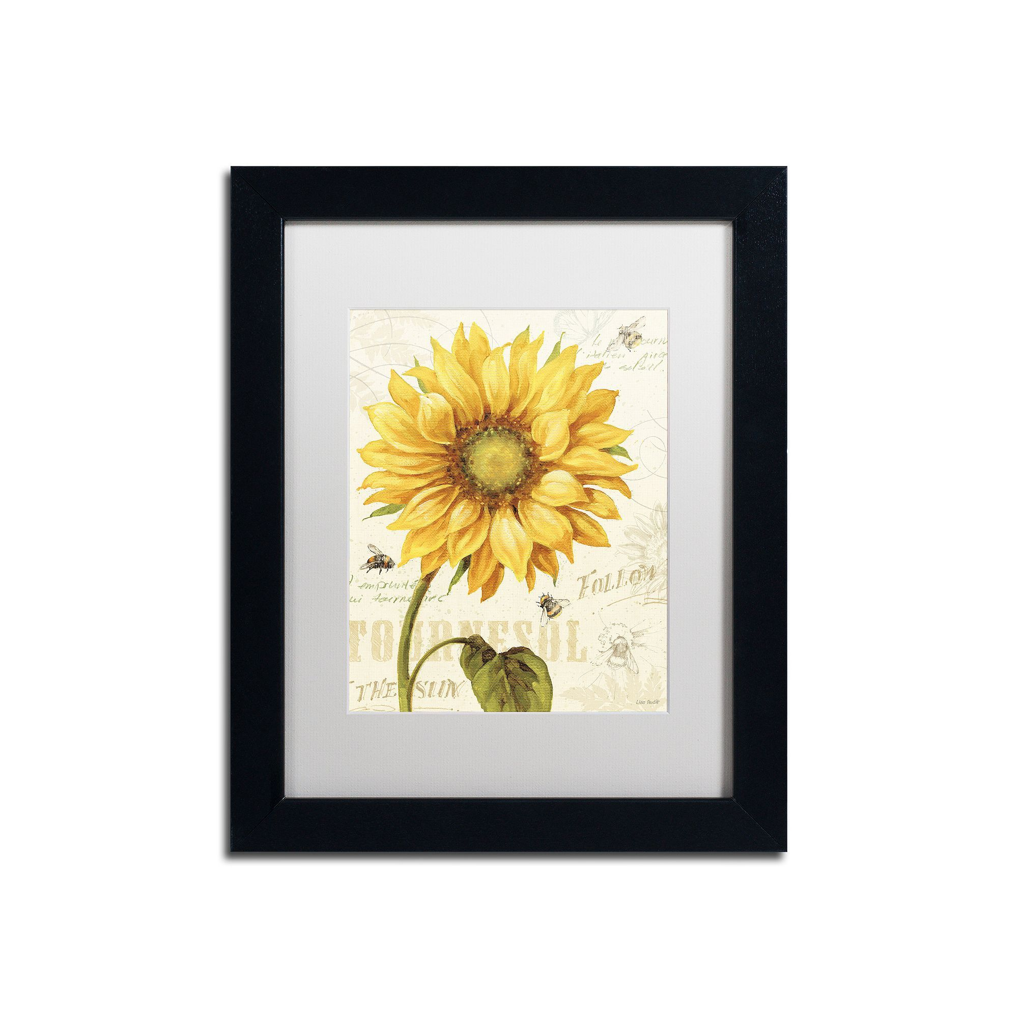 Awesome Black Frame Wall Art Images - The Wall Art Decorations ...