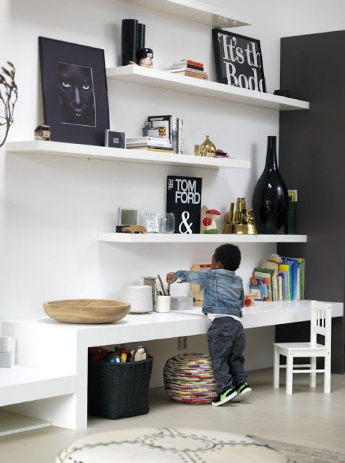 Super Idee für eine u0027u0027Kindereckeu0027u0027 im Wohnzimmer Praktisch und - schöne bilder fürs wohnzimmer