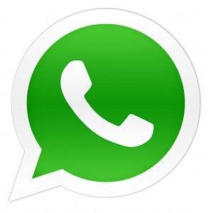 WhatsApp-logo | Simbolos de redes sociales, Iconos de redes ...
